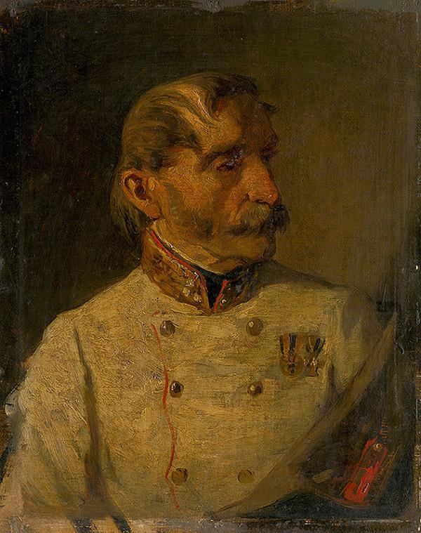 Hans Canon – Podobizeň vojenského hodnostára