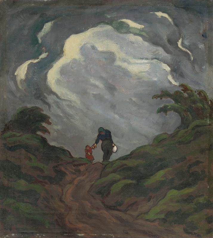 Edmund Gwerk – Veternô, 1928