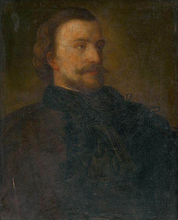 Štefan Szále - Podobizeň muža