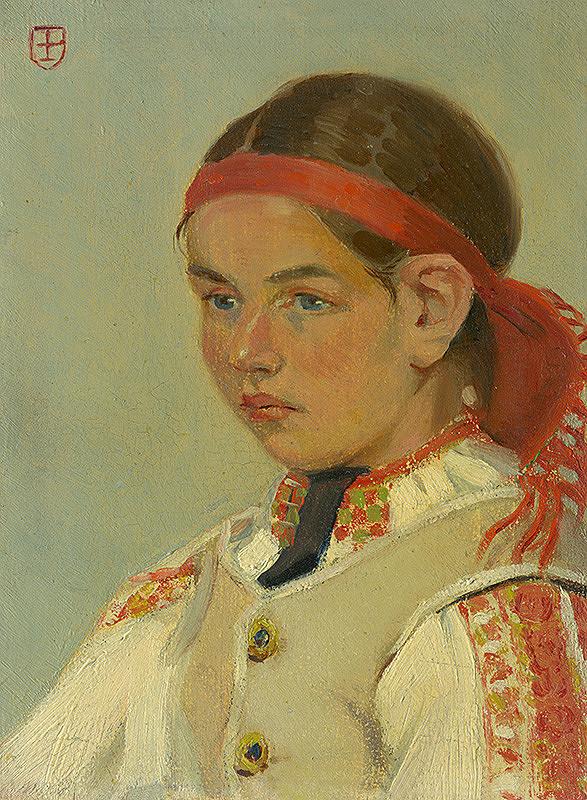 Emil Pacovský - Dievča z Dačolomu