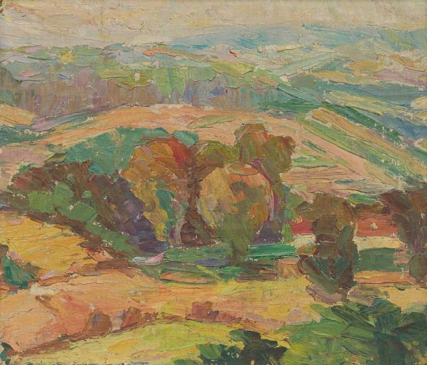Bohumil Hanák – Krajina