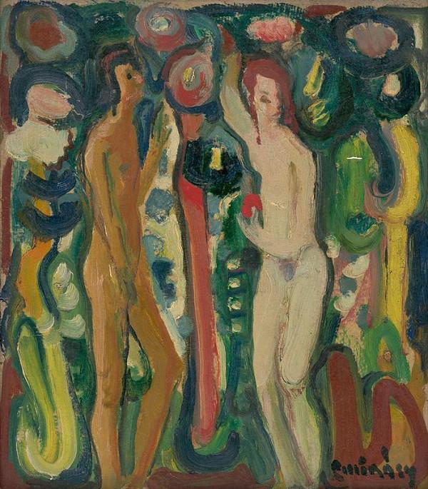 Juraj Collinásy – Adam a Eva