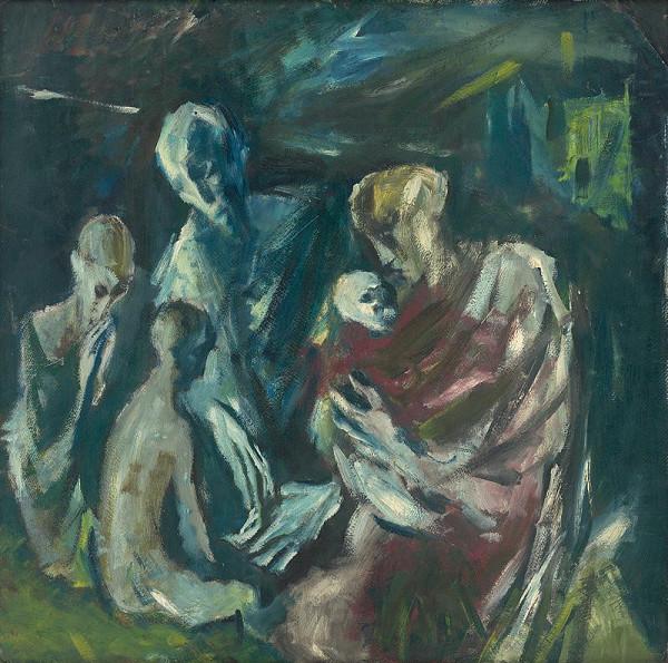 Vincent Hložník - Bez domova
