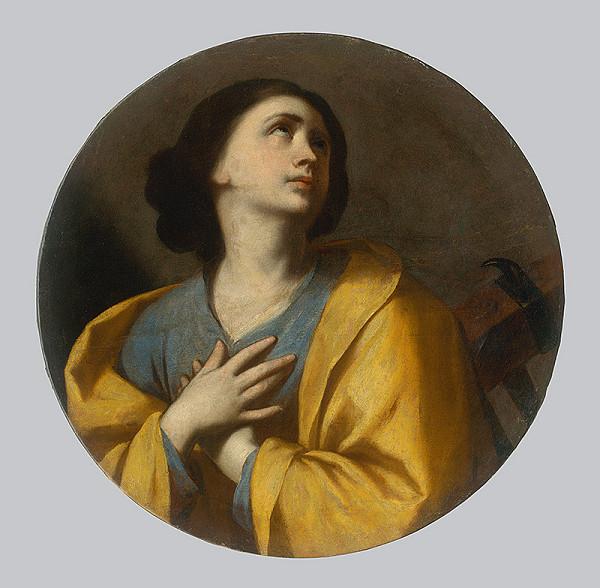 Francesco de Rosa – Svätá Katarína