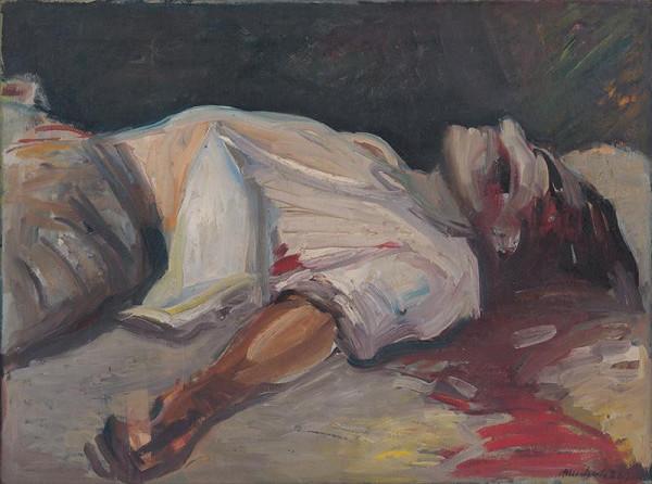 Ján Mudroch – Zavraždený básnik
