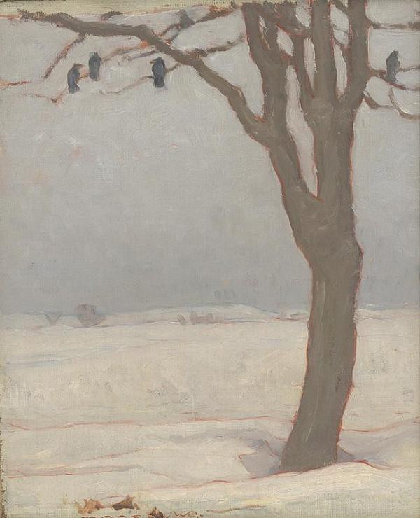Július Koreszka - Zima