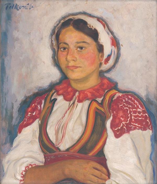 Štefan Polkoráb – Žena z Lužnej