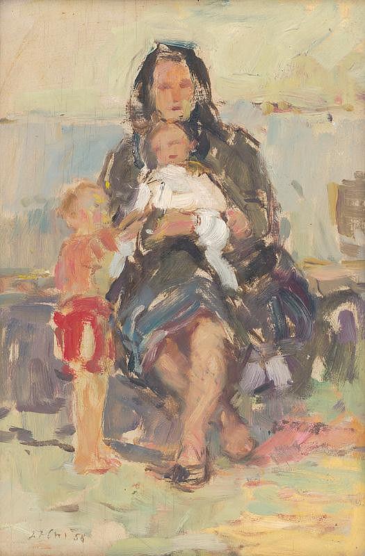 Andrej Doboš – Stará mama
