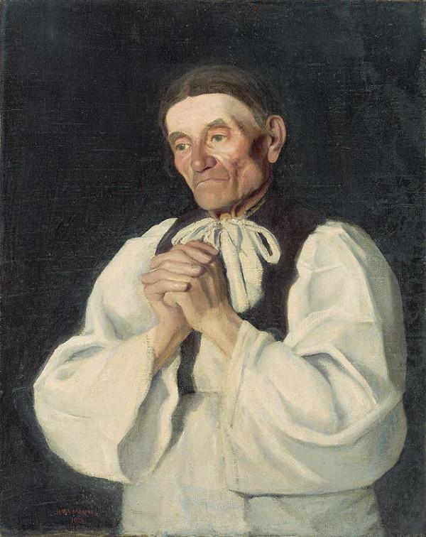 Jiří Mandel – Modlitba