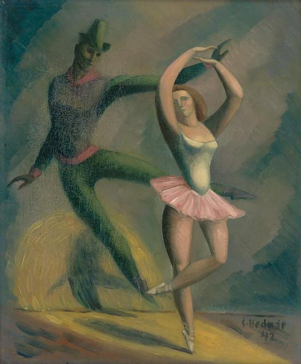 Štefan Bednár - Baletná scéna