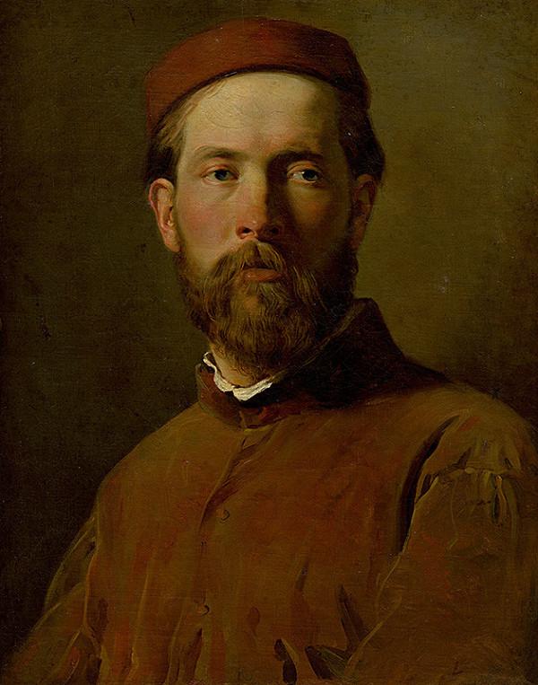 Leopold Horovitz – Podobizeň muža