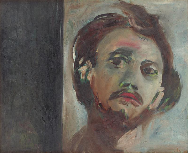Jozef Šturdík – Hlava - autoportrét