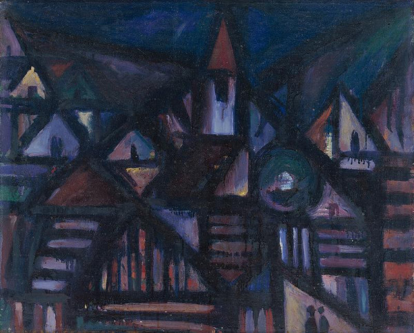 Viliam Chmel – Stará dedina