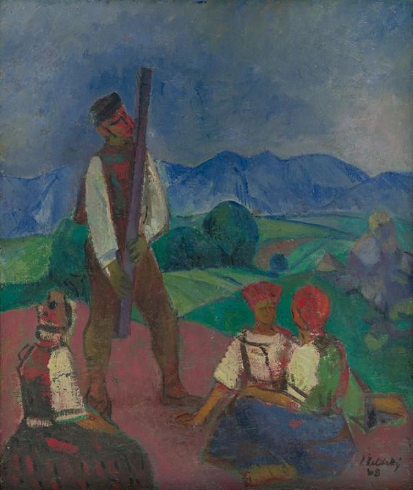 Ján Želibský – Pieseň