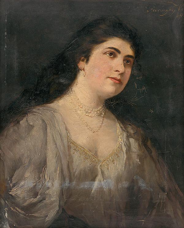 Vilma Parlaghy – Podobizeň ženy