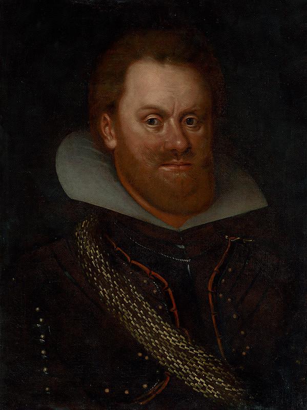 Rakúsky maliar zo 17. storočia, Západoeurópsky maliar zo 17. storočia – Portrét Adama von Trauttmannsdorf