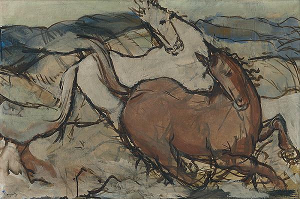 Ladislav Čemický – Odpútané kone