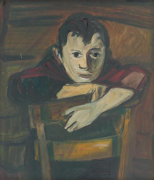 Jozef Šturdík – Chlapec