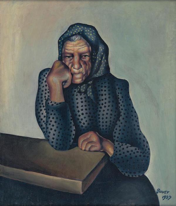 Konštantín Bauer – Starosť