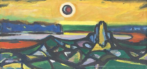 Viliam Chmel – Mesiac nad riekou