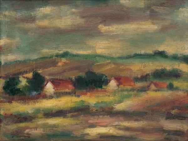 Viliam Ruttkay-Nedecký - Červené domčeky