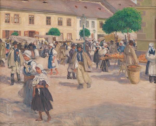 Miloš Jiránek – Myjavský trh