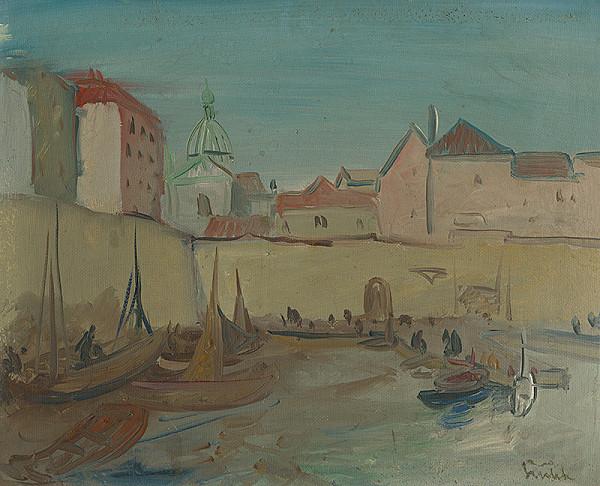 Václav Šrůtek – Dubrovnícky prístav