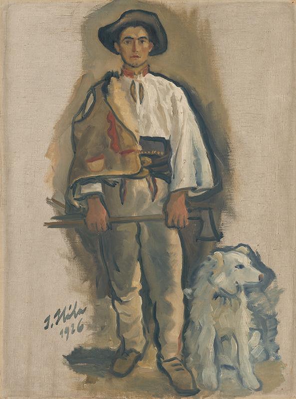 Jan Hála - Bača