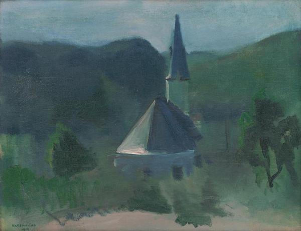 Rudolf Kremlička – Kostol pri Jasove