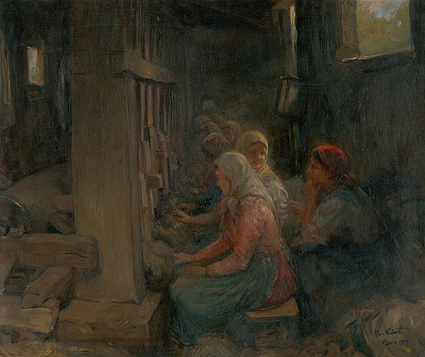 Maximilián Kurth - Priadky