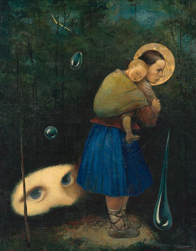 Imrich Weiner-Kráľ – Búrka, 1937, Slovenská národná galéria