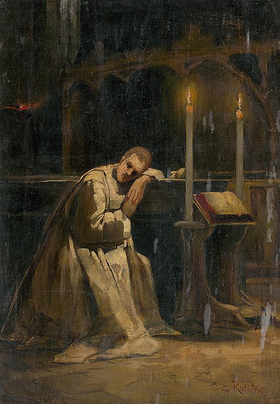 Cyril Kutlík – Mních