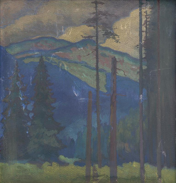 Peter Július Kern - Smrečianska dolina