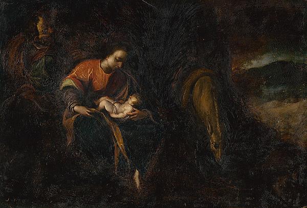 Camillo Procaccini – Svätá rodina