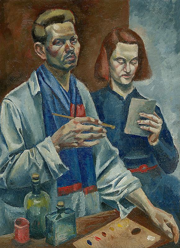 Ernest Zmeták - Dvaja