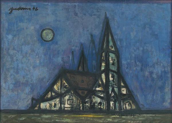 Ladislav Guderna – Kostol