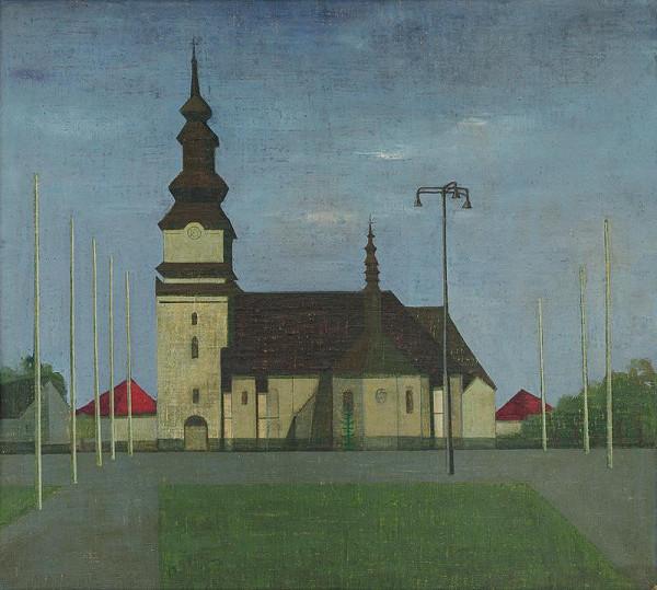 Ladislav Guderna – Zvolenský kostol