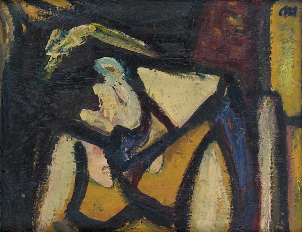Ján Mudroch – Žena