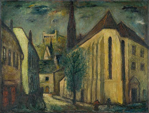 Janko Alexy – Žltý kostol