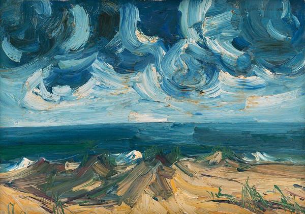 František Studený – Búrka
