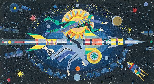 Ladislav Guderna - Astronauti I.