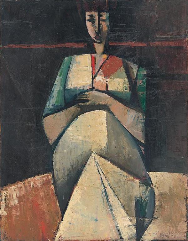 Rudolf Krivoš - Tehotná