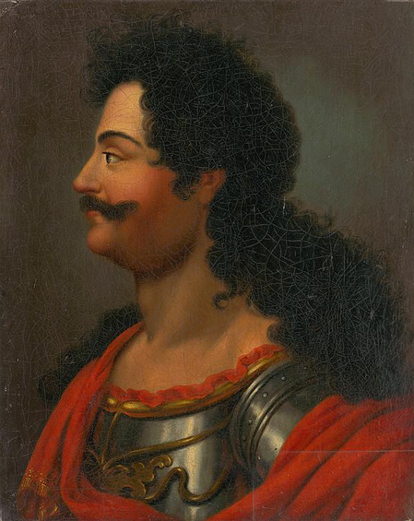 Stredoeurópsky maliar z 19. storočia – Podobizeň Rákoczyho