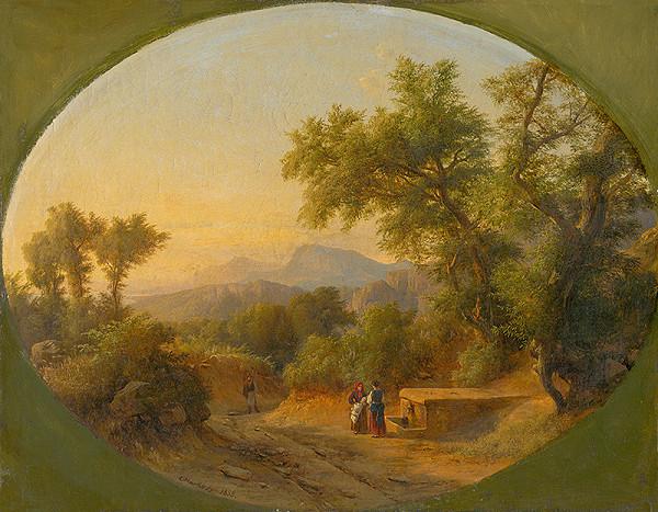 Karol Marko ml. – Talianska krajina