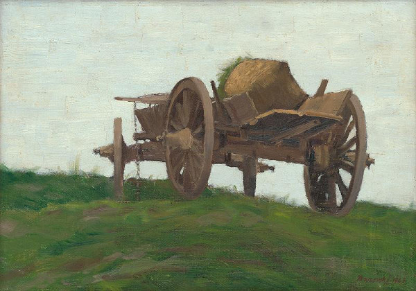 Miloš Alexander Bazovský – Štúdia voza
