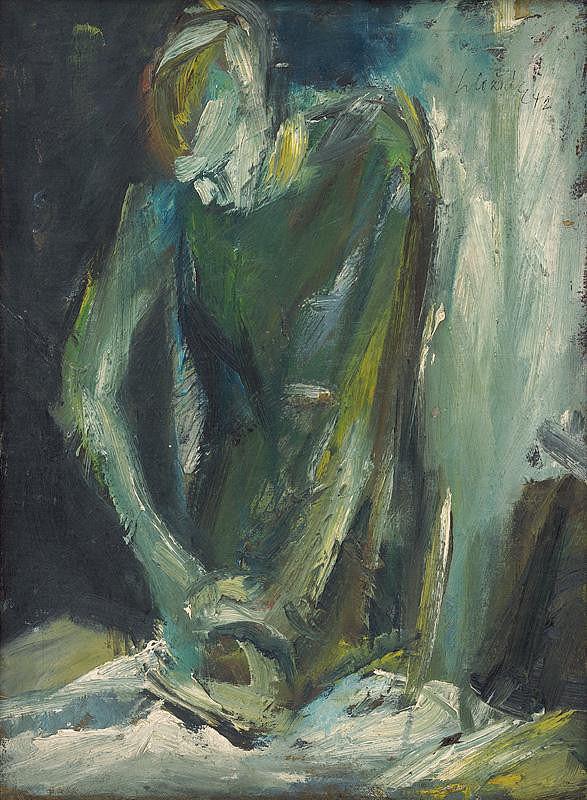 Vincent Hložník – Žehliarka