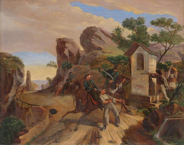 František Belopotocký – Zbojnícky prepad (Podľa historickej predlohy)