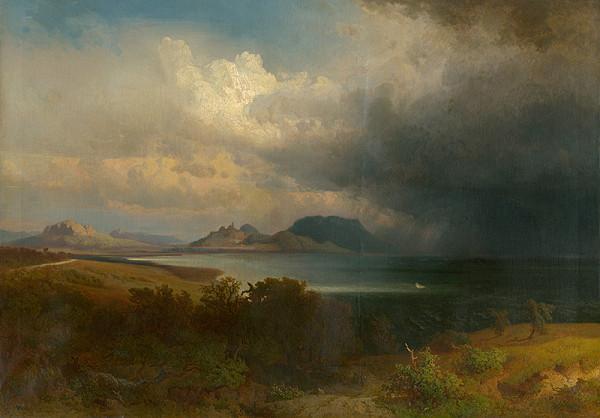 Alexander Brodszky – Búrka na blatenskom jazere