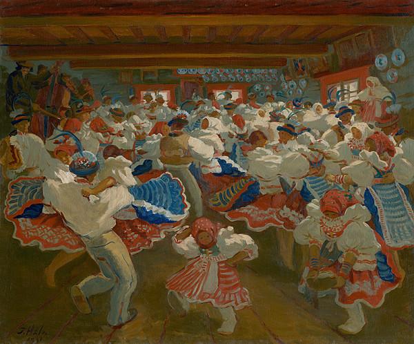Jan Hála – Tanec vo Važci