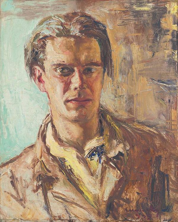 Ladislav Čemický - Vlastná podobizeň